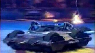 Foreign Favourites Panzer Mk4 vs Tricerabot