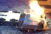 Rocky-Bot-Boa vs Tricerabot