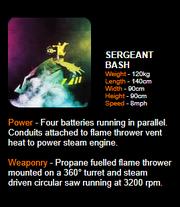 Sgt bash s2 stats website