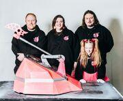 Glitterbomb team