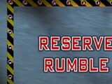 Robot Wars: The Second Wars/Reserve Rumble
