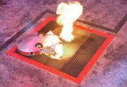 Crushtacean flame pit