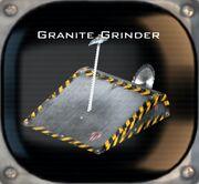 Granite Grinder