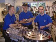 Hypno-Disc team