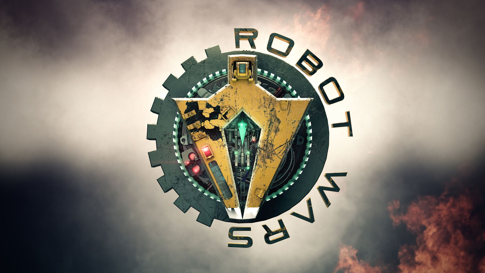 Robot Wars Series 9 Heat 5 Wiki Fandom Powered By Wikia Electrical Power Sources For Mobile Robots Smashing Robotics