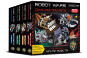 Robot Wars Construction Sets
