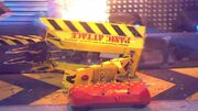 Firestorm vs panic attack