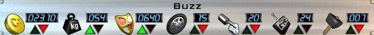 Buzz Stats