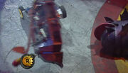 Steel Avenger vs Matilda