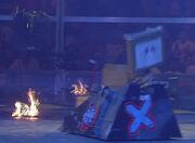 X-terminator mega hurts