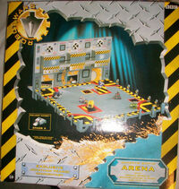 Minibot Battle Arena
