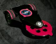Supernova 9 turntable