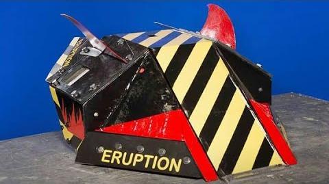 Eruption - Series 10 All Fights - Robot Wars