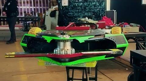 ROBOT WARS SERIES 10. THE CHAMPION RETURNS!