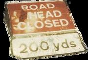 Roadblock S1