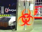 Vlad flips biohazard