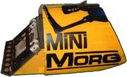 Mini morg