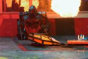 Dantomkia vs big nipper flamepit