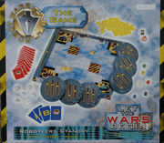 Robot wars board game