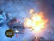 Killertronboxingglovefire