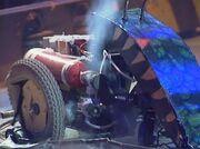 Hypno-Disc vs Robogeddon 2