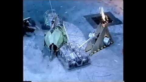 Robot Wars Series 4 Northern Annihilator
