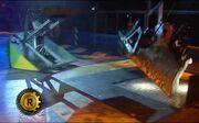 Ripper attacks Shunt