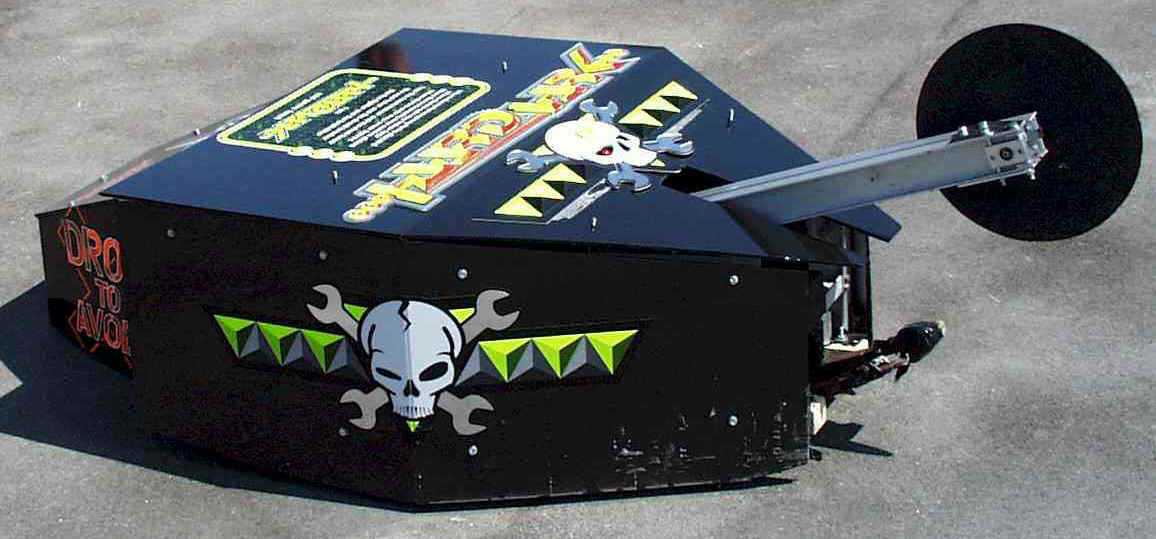 image haardvark series 3 jpg robot wars wiki fandom powered by