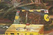 Panic attack cassius dead metal