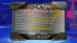 Juggernot2stats