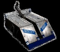 Trolley-rage