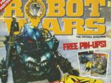 Robot Wars: The Official Magazine/Issue 2