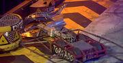 Tornado slams Razer