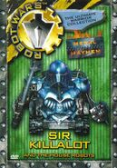 Scandinavian Sir Killalot and the House Robots DVD