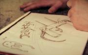 Jellyfish sketches