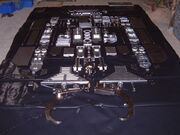 Big Nipper 2003 disassembled