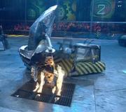 Behemoth razer flamepit