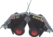 Gemini Side View S5