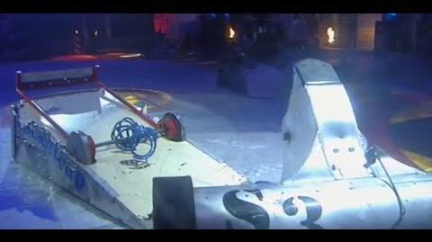 Robot Wars Classics S3 vs. Mousetrap