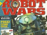 Robot Wars: The Official Magazine/Issue 1