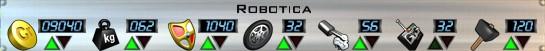 Robotica Stats
