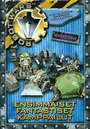 Scandinavian First Great Wars DVD Finnish