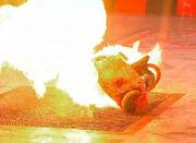 Diotoir Flame Pit WS H2H