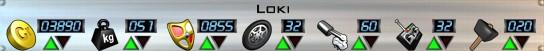 Loki Stats