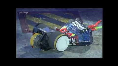 Robot Wars Robot History Infernal Contraption