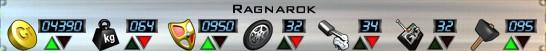 Ragnarok Stats