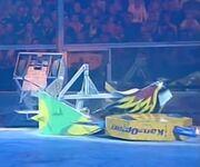 Kan-Opener Robochicken Ewe 2 Ripper Annihilator Round 1