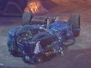 Blue vs Enderbot
