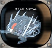Dead Metal AOD Select Screen