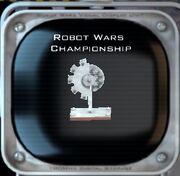 Robot Wars Championship